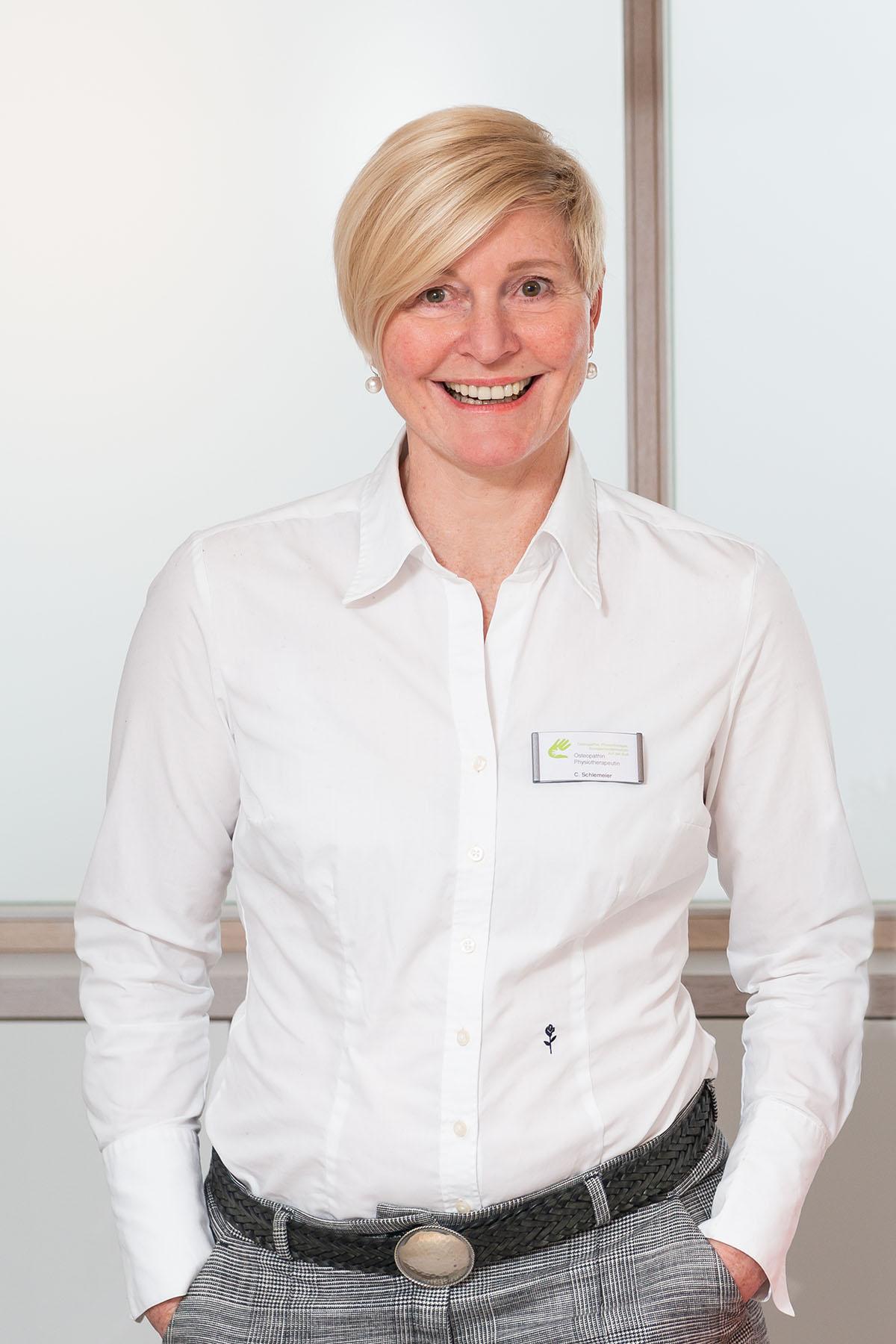 Osteopathie / BAO - Claudia Schlemeier Bild